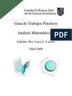 Analisis 2 - Guia Catedra Venturini