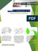UNIDAD 2 GRAFICACION 2D.pptx