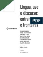 Livro Proprietário - Análise Textual