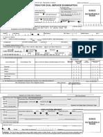 CS Form