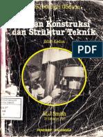 Bahan Konstruksi Dan Struktur Teknik-184 Hal