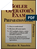 0070579687 Boiler Operator's Exam Preparation Guide