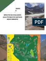 Impacto proyecto Alto Maipo
