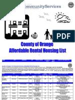 OC Affrd Hsing List Updated Revised 8-27-14