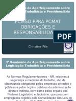 Palestra Dra Christina Pila