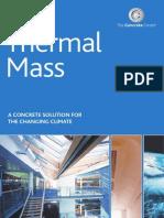 MB Thermal Mass May05