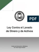 Ley Contra Lavado