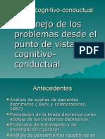 Terapia Cognitivo Conductual Con Parejas