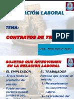 Contrato w 2013