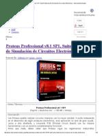 Proteus Professional v8