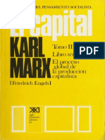 Karl Marx_El Capital_Tomo III_Vol 7