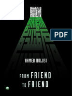 Fromfriendtofriend Ahmed Halusi