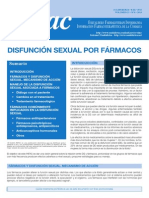 Disfuncion Sexual Farmacos