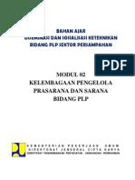 4. Modul 02 Kelembagaan Pengelolaan PS PLP