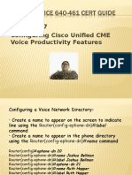 CCNA VoIP Chapter 7 640-461 2013 Show
