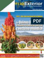 Ce 210 La Quinua Boliviana Traspasa Fronteras