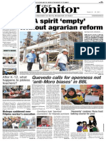 CBCP Monitor Vol. 19 No. 6