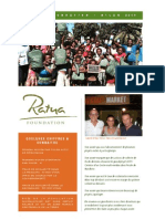 Fondation Ratua au Vanuatu