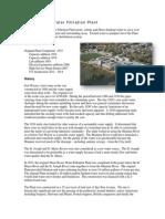 Filtration Plant 8-2012