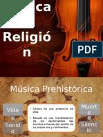Música y religión