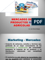 Marketing Mix Presentación