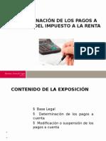 Coeficiente Pagos a Cuenta 2013