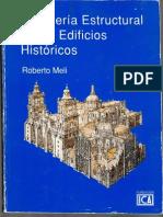 IngeniIería Estructural de Los Edificios Históricos