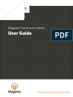Magento Community Edition User Guide Latest