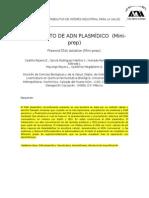Aislamiento de Adn Plasmídico (3)