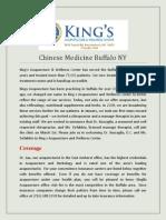 Chinese Medicine Buffalo NY