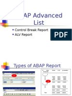 07.Advanced ABAP