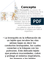 bronqitis