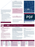 Abcs Brochure