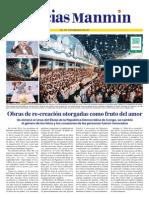 Noticias Manmin - Periódico Evangélico Cristiano multi-idima. N° Sp 182