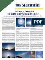 Noticias Manmin - Periódico Evangélico Cristiano multi-idima. N° Sp 170