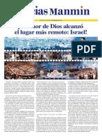 Noticias Manmin - Periódico Evangélico Cristiano multi-idima. N° Sp 176