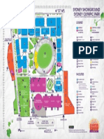 2014 Easter Show Map