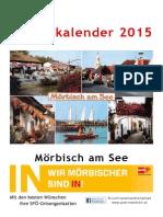 Kalender SPÖ Mörbisch 2015