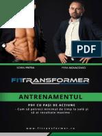 Fitransformer PDF Antrenamentul Corect