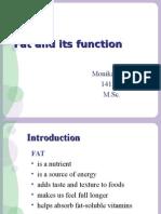 Fat Basics