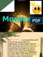 Morpema