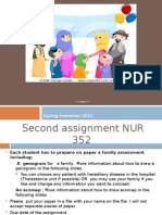 Family Assessment  Genogram Ecomap