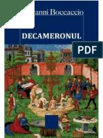 Boccaccio, Giovanni - Decameronul v1.0 Hy