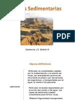 Geotecnia Rocas Sedimentarias
