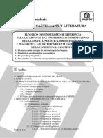 Tema 5 Oposiciones Lengua y Literatura