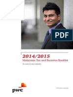 2015 Malaysian Tax and Business Booklet