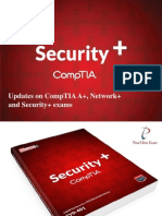 SY0-401 - CompTIA Security+ Certification Exam