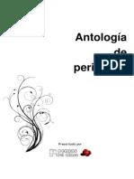 Poemas Antología de perichaco