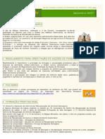 Newsletter Apostolo