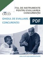 Principii de Evaluare a Concurentei Vol 2 GHID OECD